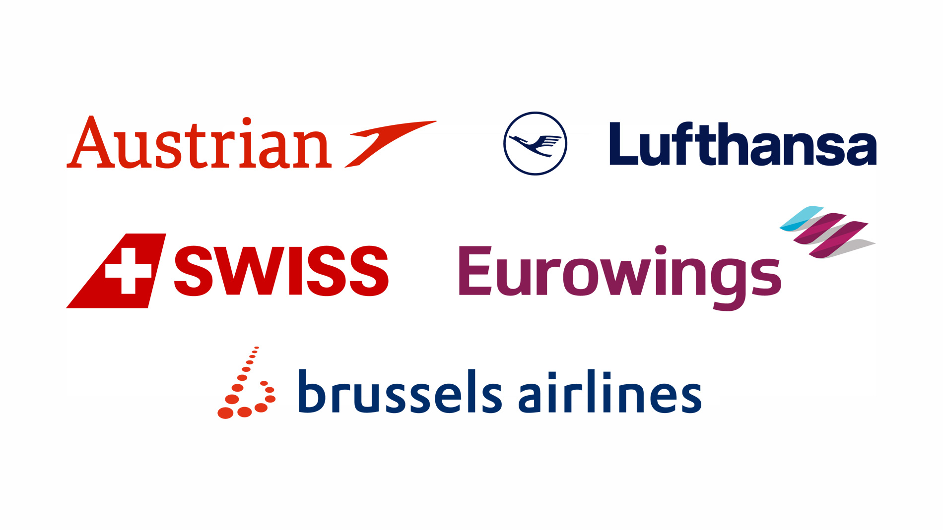 Lufthansa Group Partner Airlines