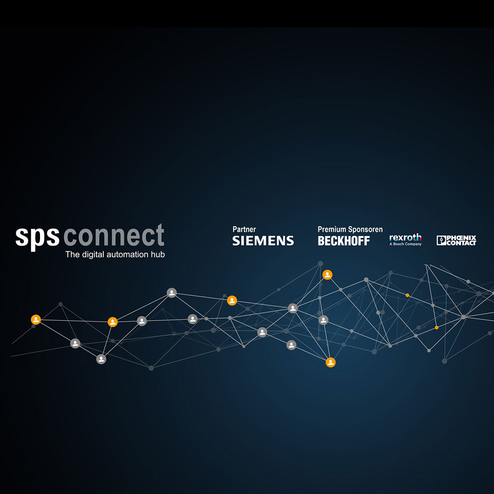 Partner und Sponsoren der SPS Connect
