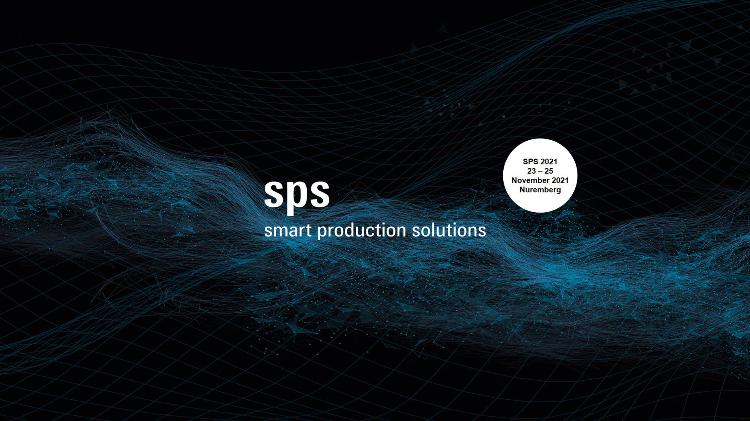 SPS 2021 will take place in Nuremberg